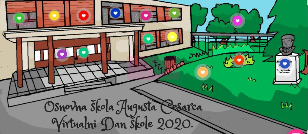 Osnovna Skola Augusta Cesarca Zagreb Naslovnica